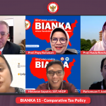 Webinar Bincang Karya or BIANKA on Comparative Tax Policy