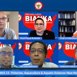 Webinar Bincang Karya or BIANKA on fisheries, Aquaculture & Aquatic Sciences: New Normal