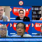 Webinar Bincang Karya or BIANKA on fisheries, Aquaculture & Aquatic Sciences: New Normal