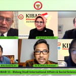 Webinar KIBAR on International Affairs and Social Sciences